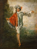 Jean Antoine Watteau - The Indifferent