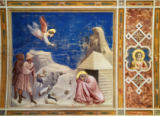 Giotto di Bondone - The Dream of Joachim