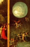 Hieronymus Bosch - The Ascent to the Heavenly Paradise