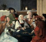 Lucas van Leyden - The Card Players