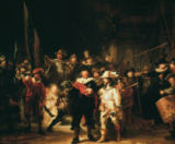 Harmensz van Rijn Rembrandt - The Night Watch
