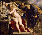 Peter Paul Rubens - Susanna and the two Elders, c. 1610/11