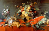 Frans Snyders - Still Life with Fruitbasket
