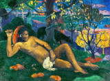 Paul Gauguin - Te Arii Vahine (The Royal Bride)