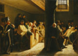 Wilhelm Joseph Heine - Mass in the prison church