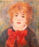 Pierre Auguste Renoir - Portrait of a lady