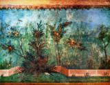 AKG Anonymous - Garden / Fresco from the Villa Livia