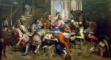 Jacopo Robusti Tintoretto - The Last Supper