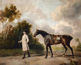 George Townley Stubbs - Horse and Rider