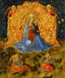 Fra Angelico - Madonna of Humility / Fra Angelico / C15
