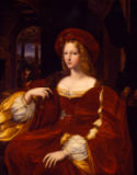 Raphael - Giovanna of Aragon, wife of Count Ascanio Colonna, Constable of the Kingdom of Naples