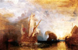 Joseph Mallord William Turner - Ulysses deriding Polyphemus