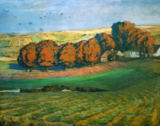 Walter Leistikow - Autumn