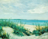 Walter Leistikow - Dunes at the Baltic Sea