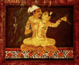 AKG Anonymous - Lovers / Tantra-Art / 18th/19th century