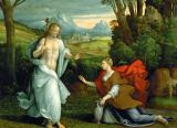 Garofalo - Christ appearing to Mary Magdalen