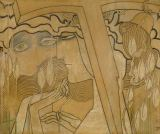 Jan Theodore Toorop - Desire and appeasement