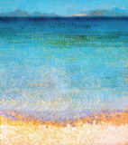 Henri-Edmond Cross - The iles d'Or, iles d'Hyeres, Var