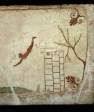 5. Jahrhundert v.Chr - Jumping diver/Greek painting/5th-cent.BC