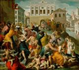 Alessandro Turchi - The Massacre of the Innocents