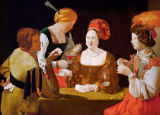 Georges de la Tour - The cheaters