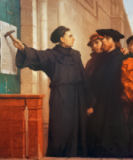 Ferdinand Pauwels - Martin Luther's 95 Theses