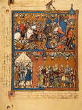 13. Jahrhundert - Destruction of Ai / Illumin. / C13th