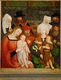 Bernhard Strigel - The Holy Kinship / c.1520