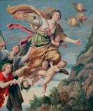 Domenichino - The Ascension of Mary Magdalene