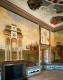 AKG Anonymous - Murals showing Chinese landscapes were a
