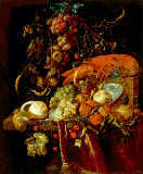 Jan Davidsz. de Heem - Still Life with a Lobster