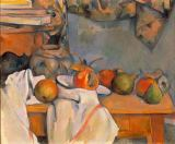 Paul Cézanne - Nature morte au pot de gingembre