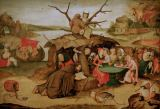 Pieter Brueghel der Jüngere - The Temptation of St. Antony