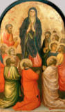 Mariotto di Nardo - The Outpouring of the Holy Ghost