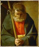 Georges de la Tour - Apostle Philip / Ptg.by La Tour / c.1620