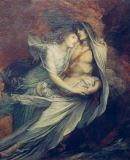 George Frederick Watts - Paolo and Francesca