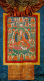 AKG Anonymous - Tangka: Guru Rinpoche,an Indian mystic w