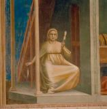 Giotto di Bondone - Annunciation of Anna