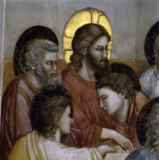 Giotto di Bondone - The Last Supper