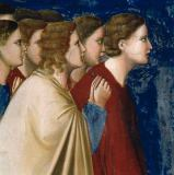 Giotto di Bondone - The suitors' prayer