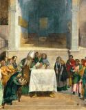 Lorenzo Lotto - The Presentation in the Temple, (Luk.2,2