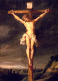 Peter Paul Rubens - Christ on the Cross II