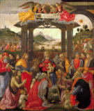 Ghirlandaio - Adoration of the Kings