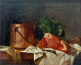 Michel-Honore Bounieu - Preparations for a Stew