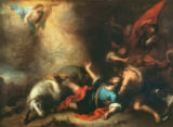 Bartholomé Estéban Murillo - Conversion of St. Paul