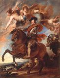 Peter Paul Rubens - Philip IV of Spain, Equestrian portrait