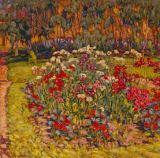 Michail Alexandrowitsch Demianow - Flower Bed