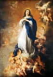 Bartholomé Estéban Murillo - Immaculate Conception II
