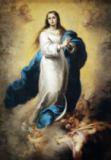 Bartholomé Estéban Murillo - Immaculate Conception III