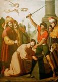 Francisco de Zurbaran - The Martyrdom of St James